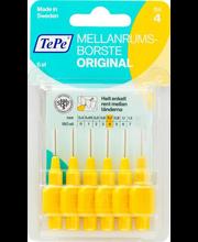 Hambavahepuhasti Tepe 0,7 mm 6 tk kollane