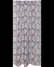 Kardin Rosetta 140 x 250 cm hall, 100% polüester