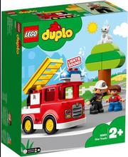 10901 DUPLO Tuletõrjeauto