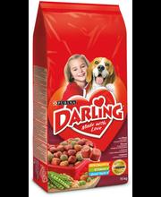 DARLING kuiv koeratoit, veiseliha/juurvili 15kg