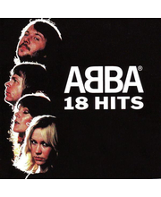 CD ABBA 18 hits (2005)