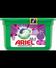 Pesugeelikapslid ARIEL Complete Color&Style 12tk