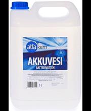 Akuvesi 1 l