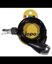 Helkama Jopo rattatross, 10 × 1000 mm, must