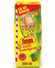 Limpa multimahlajook, 250 ml