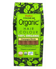 Juuksevärv Colour Me Organic Wheat Blonde 100g