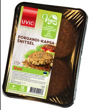 Vegan porgandi-kapsa šnitsel 300 g