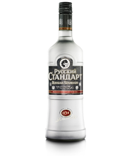RUSSIAN STANDARD VODKA 1 L VIIN 40%