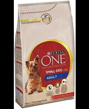 Täissööt koertele veiseliha ja riisiga, 1,5 kg