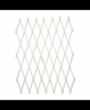 Rest ronitaimedele, 0,9 × 2 m, valge