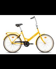 "Jalgratas Jopo 24""  kombi kollane"