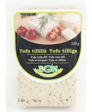 Tilli ja peterselli tofu, 250 g
