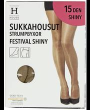Naiste sukkpüksid Festival Shiny 15 den sun, 40-44
