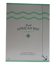 South African Bay Cape White 12,5%, 3L