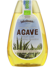 Jakobsens orgaaniline agaavisiirup, 350 g
