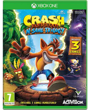 Xbox One mäng Crash Bandicoot