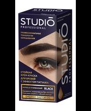 Kulmuvärv pruun Studio Professional