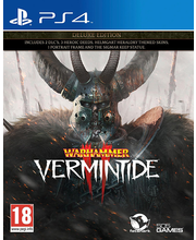 PS4 mäng Warhammer: Vermintide 2 Deluxe Edition