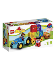 LEGO Duplo Minu esimene traktor 10615