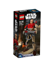 Lego Star Wars Tegelane Baze Malbus 75525