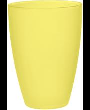 Joogitops 4 dl, kollane plast