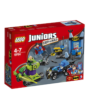 LEGO Juniors Batman ja Superman vs. Lex Luthor 10724