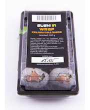 Sushi in wrap külmsuitsulõhega 200 g