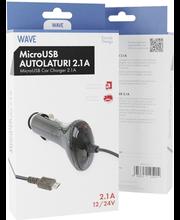 Autolaadija Micro USB AL 2.1