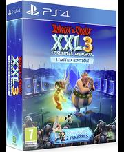 PS4 mäng Asterix Obélix XXL 3 - The Crystal Menhir - Limited