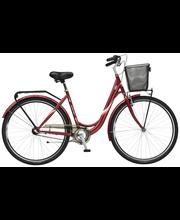 """Jalgratas Jupiter Vienna 28"""", 3 käiku, punane"""