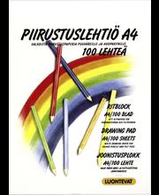 Joonistusplokk A4100 lehte