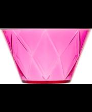 Kauss Dina 0,6 ,l roosa plast