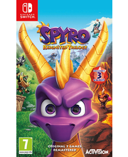 NSW mäng Spyro - Reignited Trilogy