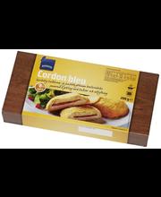 Kalkuni-juustutäidisega kanašnitsel, 200 g