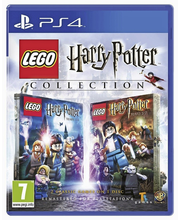 PS4 mäng Lego Harry Potter Remastered Collection