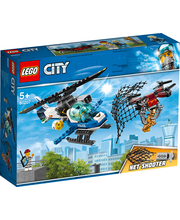 60207 City Sky Police Drone Chase