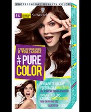 Juuksevärv pure color 5.6 sokol.pralinee