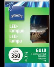 LED-lamp 4,7W GU10, 4000K 380LM