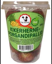 Kikerherne-porgandi pallid 200 g