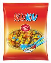 Ku-Ku fruktoosiga batoonikised 120 g