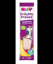 Hipp  puuviljasõber õuna-banaanibatoon vaarikaga, 23 g, öko, ...