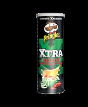 Pringles Xtra Krõpsud Hapukoore-Sibula 265 g