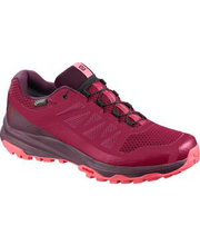 Naiste jooksujalatsid XA Discovery GTX, punane 7