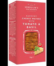 Verduijn´s tomati ja basiiliku juustuküpsised 75 g
