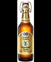 Hacker Pschorr Münchner gold õlu 5,5% 500ml