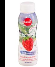Maasika jogurtijook