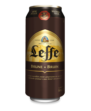 Leffe Brune õlu 6,5%, 500 ml