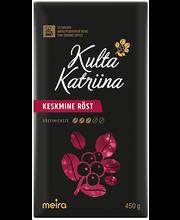Kulta Katriina filtrikohv, 450 g