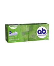 O.B. Pro Comfort Super Plus tampoonid 16 tk