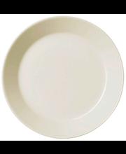 Taldrik Teema 17 cm, valge